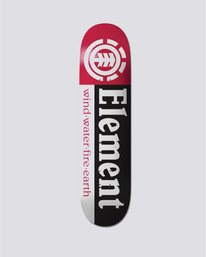 0 Section Skateboard Deck  BDLGMSEC Element