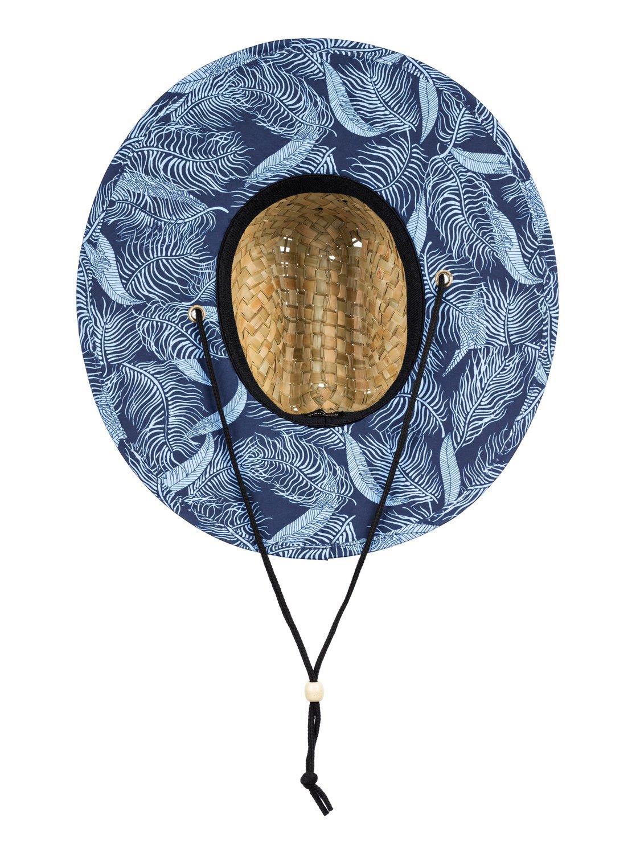 Quiksilver™ Outsider Straw Lifeguard Hat for Men AQYHA04462