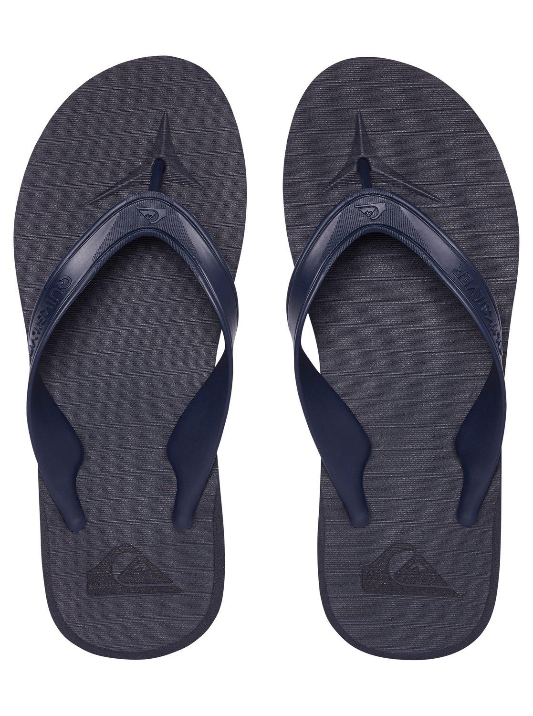 Quiksilver™ Carver Deluxe Flip-Flops for Men AQYL100678