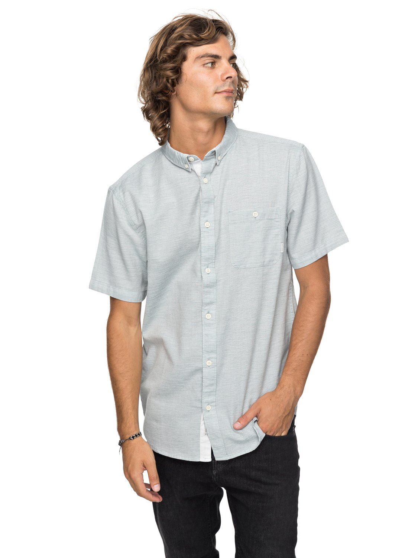 Quiksilver™ Waterfalls Update Short Sleeve Shirt EQYWT03629