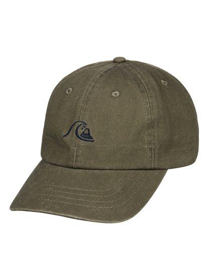 Rad Bad Dad - Casquette Dad Hat pour Homme - Marron - Quiksilver