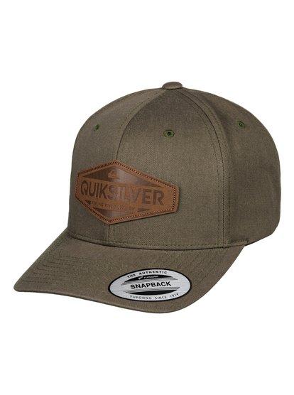 Raw Hider - Casquette snapback pour Homme - Marron - Quiksilver