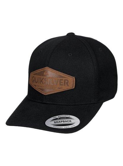 Raw Hider - Casquette snapback pour Homme - Noir - Quiksilver