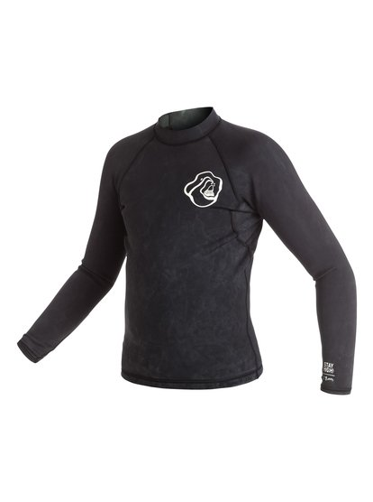 Imagem de 1mm High Dye - Top De Neopreno De Manga Larga para Chicos 8-16 - Negro - Quiksilver