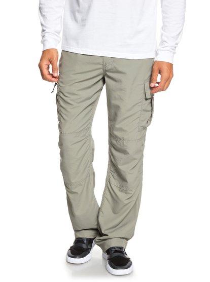 Waterman Skipper - Pantalon cargo pour Homme - Beige - Quiksilver