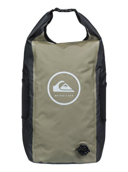 Sea Stash 35L - Grand sac de surf roll-top - Marron - Quiksilver