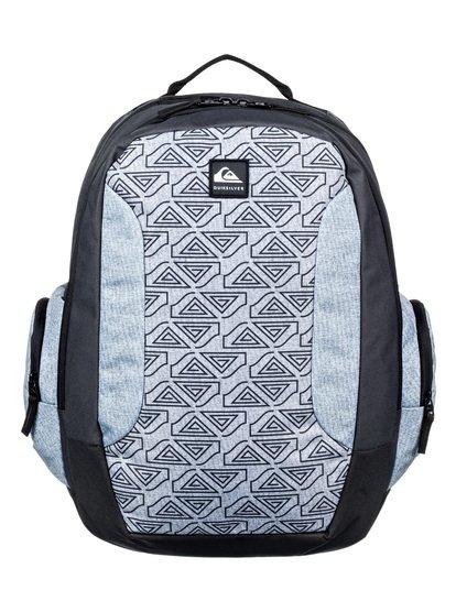 Schoolie 30L - Grand sac à dos pour Homme - Noir - Quiksilver
