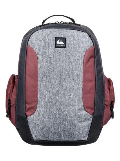 Schoolie 30L - Grand sac à dos pour Homme - Rouge - Quiksilver