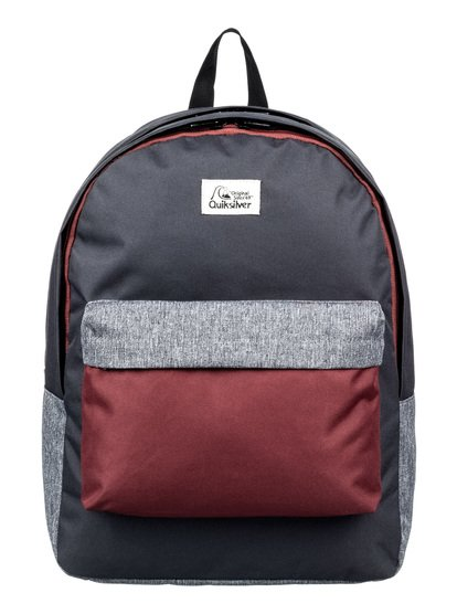 Everyday Poster Double 30L - Grand sac à dos pour Homme - Rouge - Quiksilver