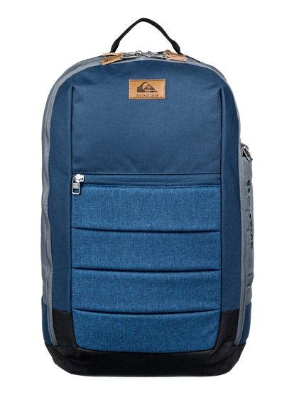 Upshot Plus 25L - Sac à dos moyen pour Homme - Bleu - Quiksilver