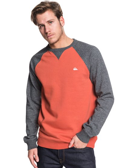 Everyday - Sweat pour Homme - Rose - Quiksilver