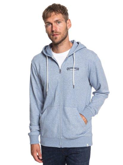 X Comp Elite - Sweat à capuche zippé pour Homme - Bleu - Quiksilver