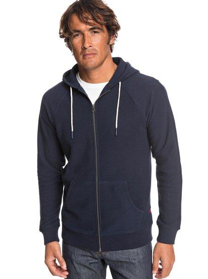 Gouf - Sweat à capuche zippé pour Homme - Bleu - Quiksilver