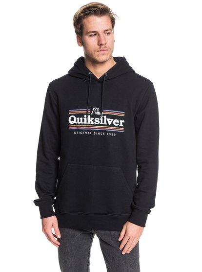 Get Buzzy - Sweat à capuche pour Homme - Noir - Quiksilver