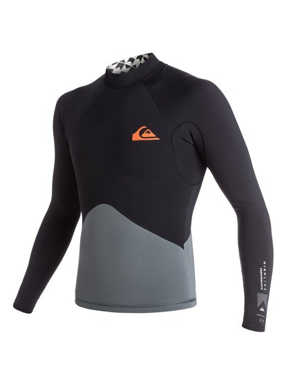 Imagem de 1mm Highline Performance - Top De Neopreno De Manga Larga para Hombre - Negro - Quiksilver