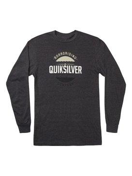 퀵실버 Quiksilver Super Dooper Long Sleeve Tee