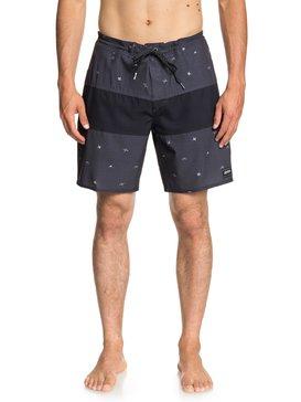 퀵실버 수영복 트렁크 보드숏 하의 Quiksilver Baja Variable 18 Beach Shorts