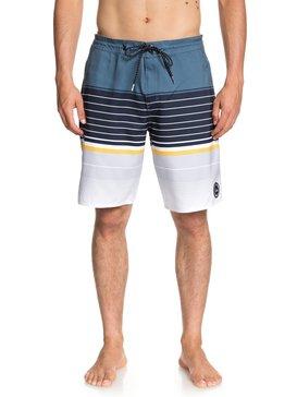 퀵실버 수영복 트렁크 보드숏 하의 Quiksilver Swell Vision 20 Beach Shorts