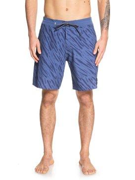 퀵실버 수영복 트렁크 보드숏 하의 Quiksilver Dye Hard 19 Beachshorts