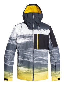 퀵실버 미션 플러스 스노우 자켓 Quiksilver Mission Plus Snow Jacket