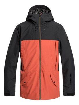 퀵실버 트라비스 앰비션 스노우 자켓 Quiksilver Travis Rice Ambition Snow Jacket