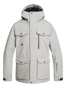 퀵실버 스노우 자켓 Quiksilver Raft Snow Jacket