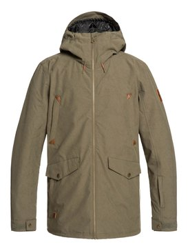 퀵실버 스노우 자켓 Quiksilver Drift Snow Jacket
