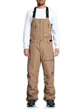 퀵실버 알토스트라터스 고어텍스 스노우 팬츠 Quiksilver Altostratus 2L GORE-TEX - Snow Bib Pants