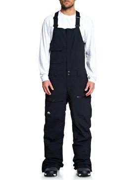 퀵실버 스노우 팬츠 Quiksilver Utility - Snow Bib Pants