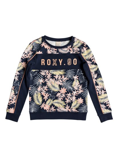 First In The Water - Sudadera para Chicas 8-16 - Azul - Roxy