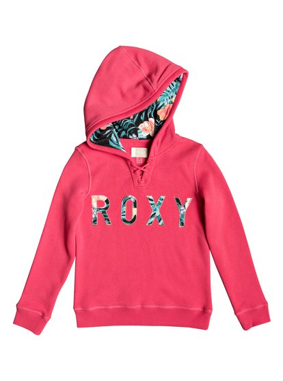 Hope You Know - Sudadera con Capucha para Chicas 8-16 - Rosa - Roxy