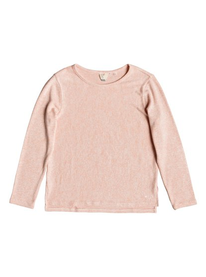 Cosy Day - Top de Manga Larga para Chicas 8-16 - Rosa - Roxy