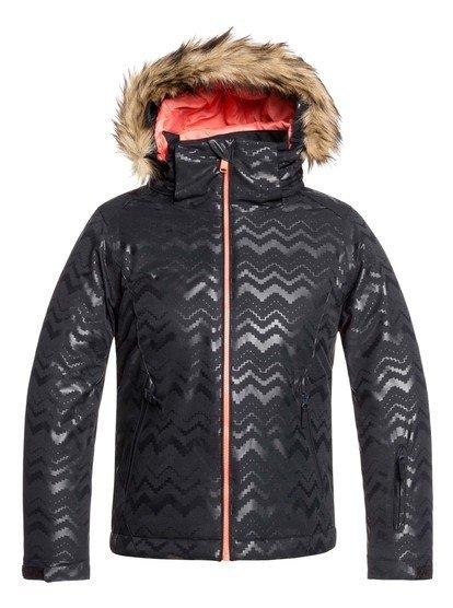 Jet Ski - Veste de snow pour Fille 8-16 ans - Noir - Roxy