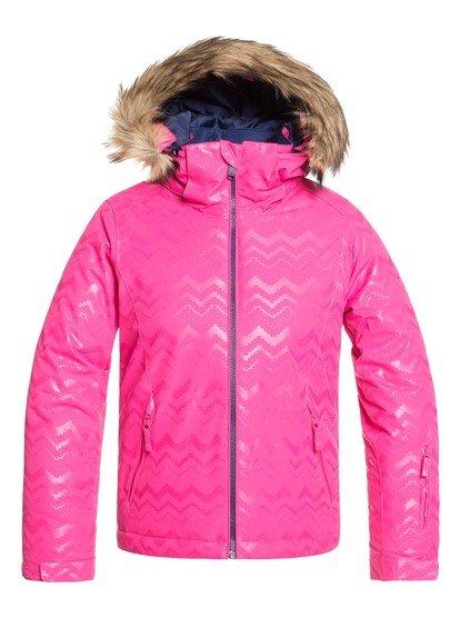Jet Ski - Veste de snow pour Fille 8-16 ans - Rose - Roxy