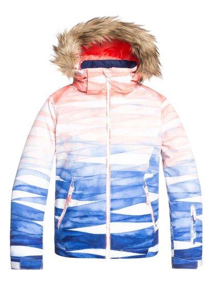Jet Ski - Veste de snow pour Fille 8-16 ans - Bleu - Roxy
