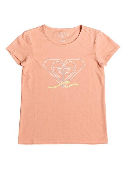 Endless Music - Camiseta para Chicas 8-16 - Rosa - Roxy