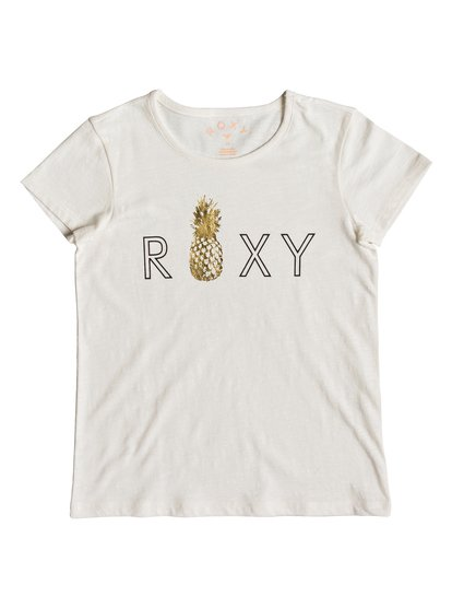 Stars Dont Shine - Camiseta para Chicas 8-16 - Blanco - Roxy