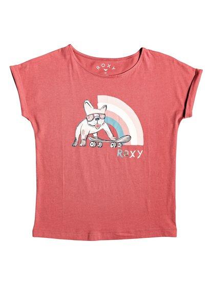 ROXY - Camiseta para Chicas 4-16 - Rosa - Roxy