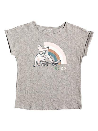 ROXY - Camiseta para Chicas 4-16 - Gris - Roxy