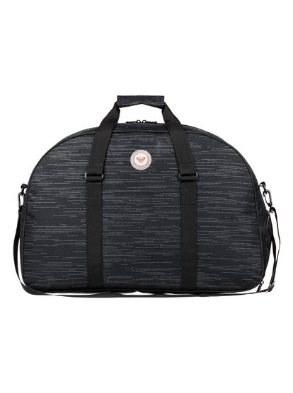 Feel Happy Solid 35L - Petate Deportivo Mediano - Negro - Roxy