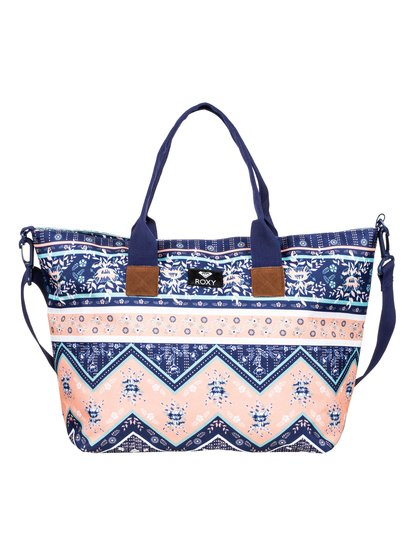 Good Things 19L - Bolsa de Playa Mediana con Asas - Azul - Roxy