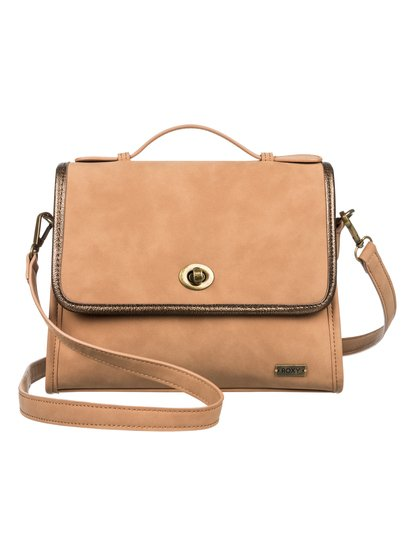 My Fashion Love - Bolsa de Colgar Grande para Mujer - Marron - Roxy