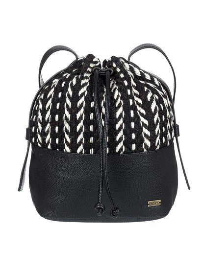 Local Love - Bolso Bucket para Mujer - Negro - Roxy