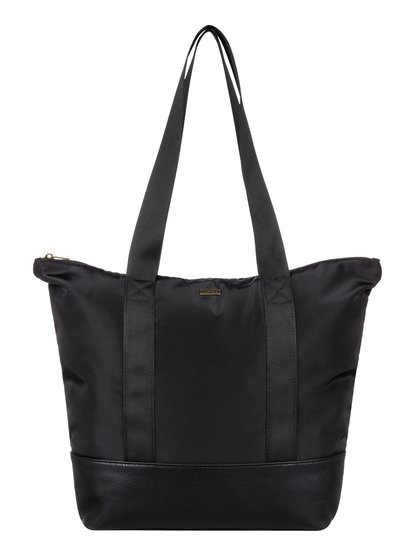 Under The Sea - Bolsa de Playa con Asas para Mujer - Negro - Roxy