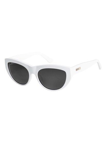Java - Gafas de sol para Mujer - Blanco - Roxy