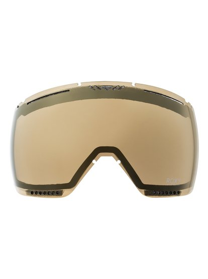 HUBBLE_WOMEN MIRROR LENS - Blanco - Roxy