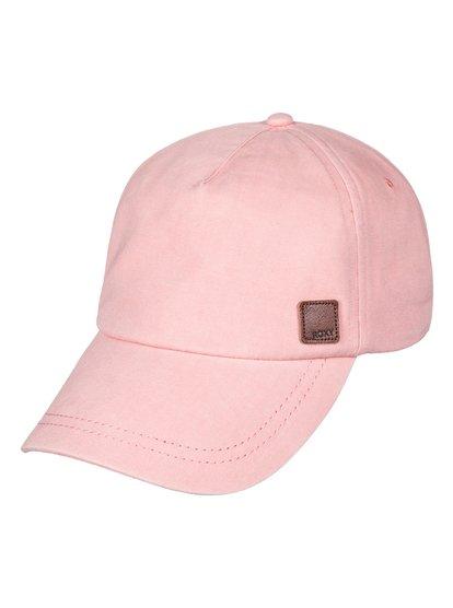 Extra Innings A - Gorra de Béisbol para Mujer - Rosa - Roxy