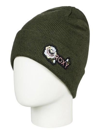 Torah Bright - Gorro para Mujer - Verde - Roxy