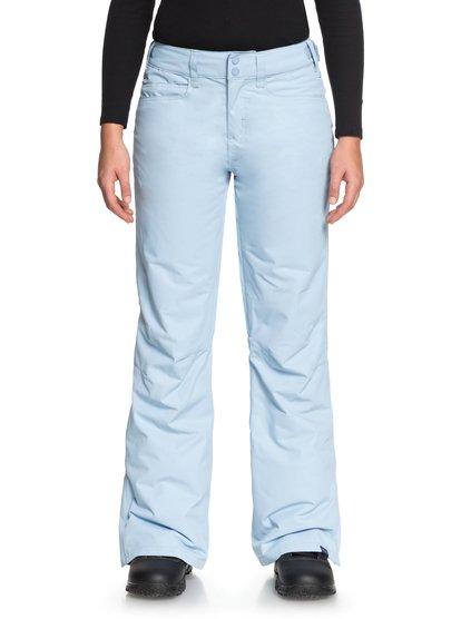 Backyard - Pantalones Para Nieve para Mujer - Azul - Roxy