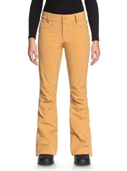 Creek - Pantalón shell para nieve para Mujer - Marron - Roxy